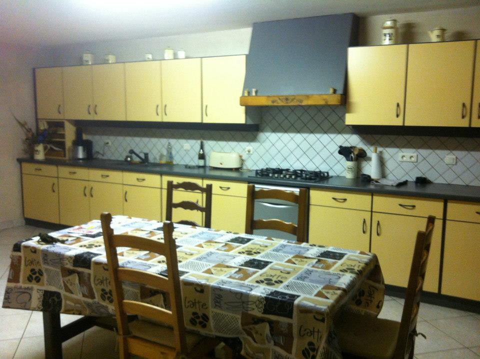 Projet de r novation cuisine for Renovation cuisine 3d