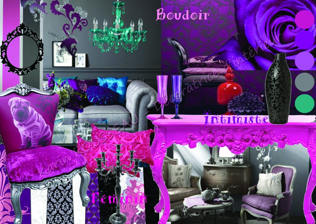 Planche Ambiance Baroque