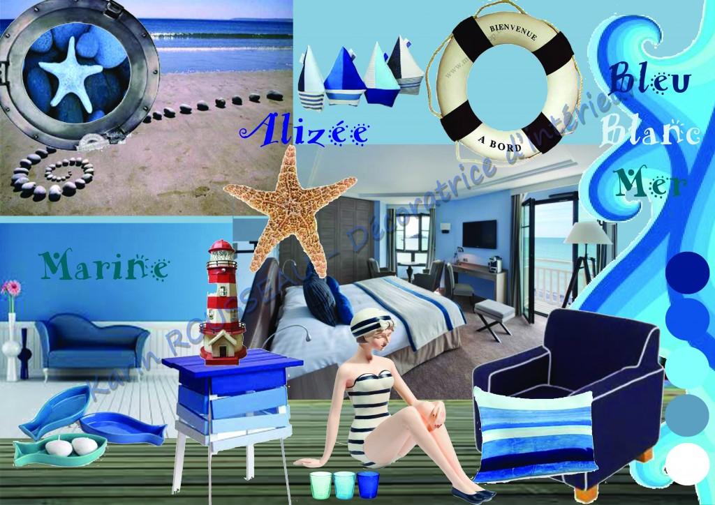 ambiance bord de mer ambiance bord de mer dans la cuisine cuisine ambiance bord de mer papier. Black Bedroom Furniture Sets. Home Design Ideas