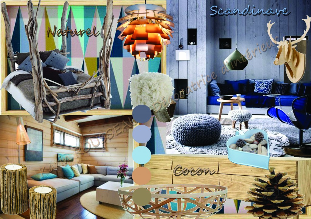 Planche Ambiance Scandinave