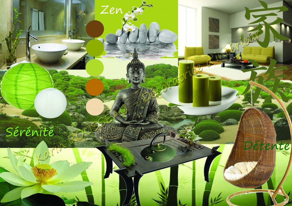 planche ambiance zen. Black Bedroom Furniture Sets. Home Design Ideas